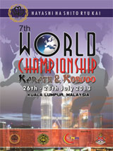 7th World Hayashi-ha Karate & Kobubo Championships